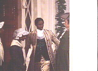 ... Tim Russ as Marcellus in Roots - The Gift ...