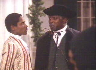 Tim Russ as Marcellus in Roots - The Gift ...