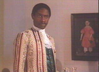 ... Tim Russ as Marcellus in Roots - The Gift