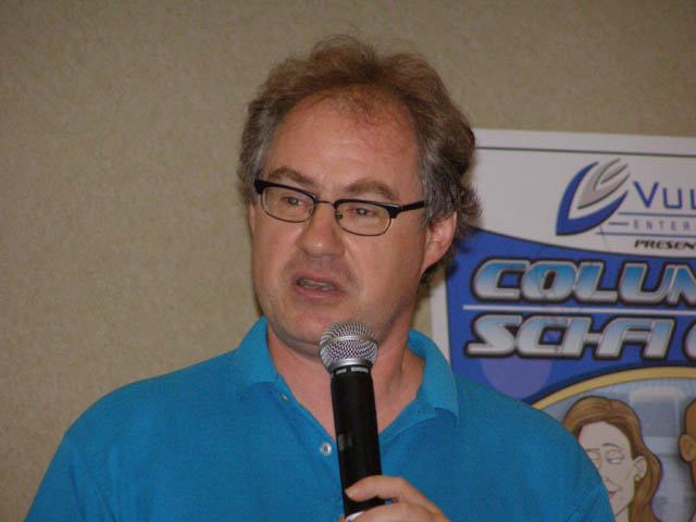 John Billingsley at Columbus Sci-Fi Expo