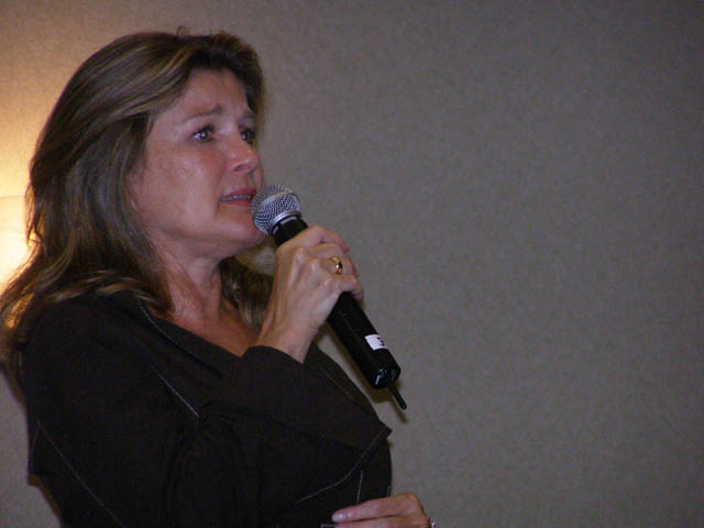 Kate Mulgrew at Columbus Sci-Fi Expo